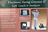 Dennco Club Champ Electronic Golf Swing Groover II Golf & Coach Analyzer