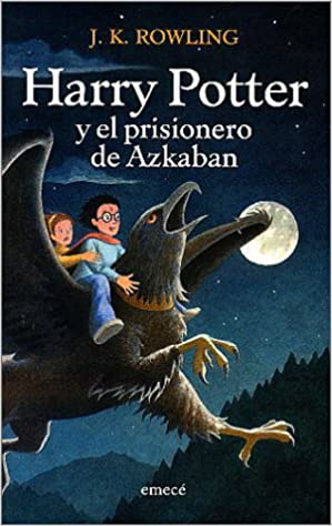 Image result for harry potter and the prisoner of azkaban spanish edition