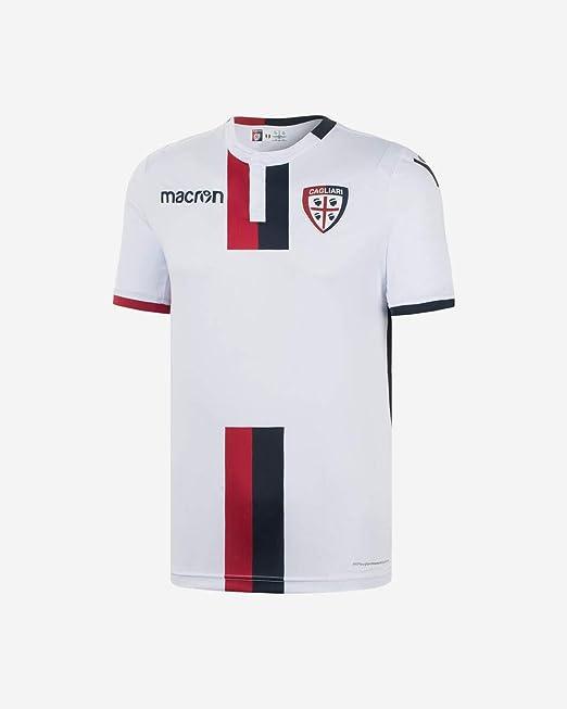 Cagliari Calcio Maglia Gara Away Fuori Casa Ufficiale 2018//2019 Uomo