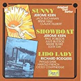 Sunny / Show Boat (Original 1928 London Cast) / Lido Lady [3 on 1]