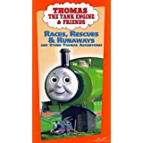 Thomas the Tank Engine: Races, Rescues & Runaways