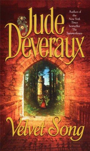 book cover of Velvet Song