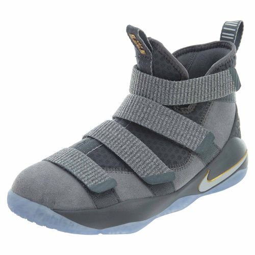 NIKE Lebron Soldier Xi Big Kids Style : 918369-010 Size : 5 M US by NIKE