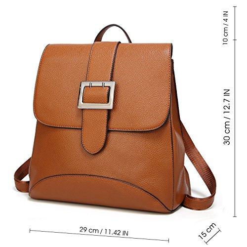 PU Fashion Blue1 Bags Leather Sky Purse Backpacks School Rucksack Bags Womens Casual Ladies Shoulder qBt4aC4wZ
