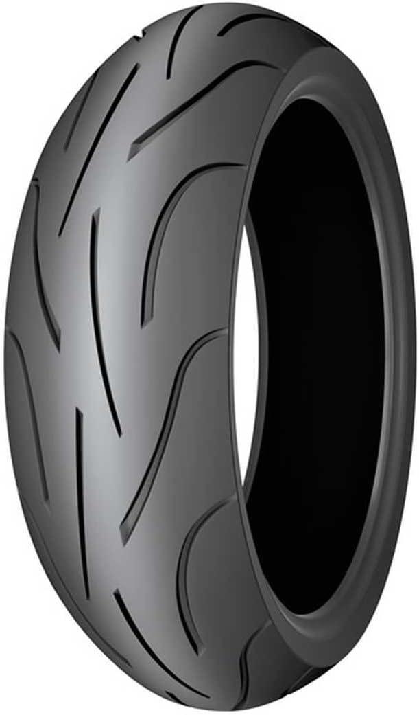 Michelin 27933 Pilot Power 2CT Motorcycle Performance Rear Tire 190//55ZR17