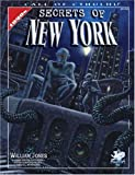 Secrets of New York, William Jones and Chaosium Inc., 1568821808