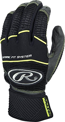 Rawlings Workhorse Batting Gloves Compression