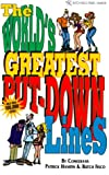img - for The World's Greatest Put-down Lines book / textbook / text book