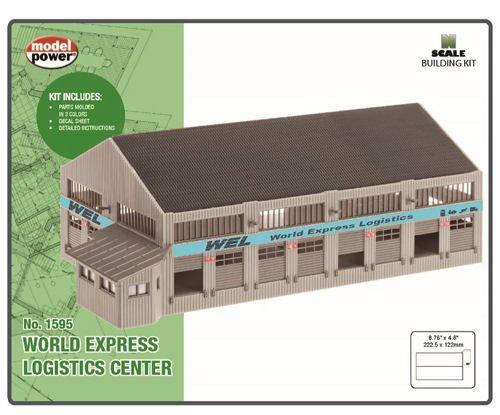 Model Power Mdp2621 N B U World Express Logistics Center