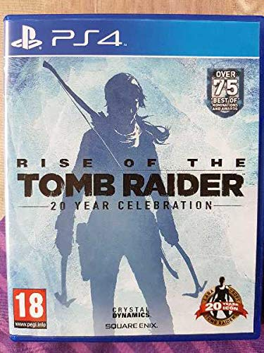 Rise Of The Tomb Raider 20 Year Celebration Ps4 Amazon In