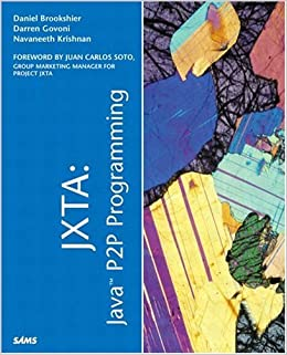JXTA: Java P2P Programming - Livros na Amazon Brasil