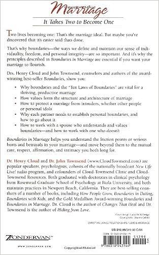 Boundaries in Marriage: Henry Cloud, John Townsend: 8601401231257 ...