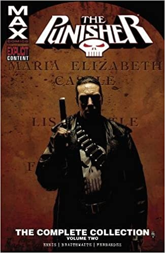 Amazon.com: Punisher Max: The Complete Collection Vol. 2 ...