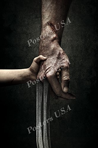 Posters USA - Logan Textless Movie Poster GLOSSY FINISH - MO