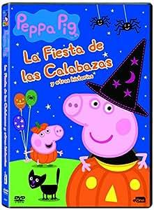 Peppa Pig: Halloween Y Otras Historias [DVD]