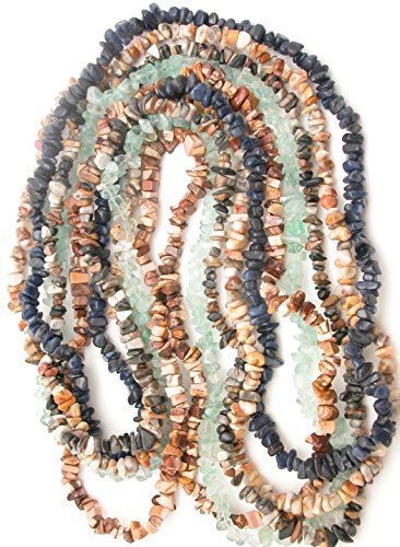 - Lot #2 - 5 strands (each 36