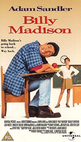 Billy Madison [VHS]