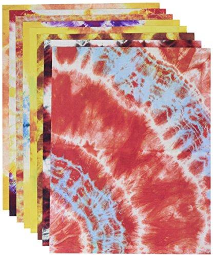 Tie Dye Paper (Roylco Tie Dye Paper)