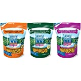 Dick Van Patten's Natural Balance L.I.T. Small Breed Treats For Dogs 3 Flavor Variety Bundle (3 Bags Total)