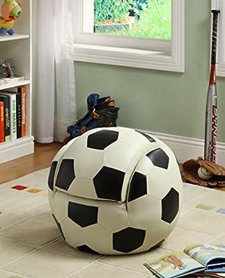 De balón de fútbol poco tema de la silla uniforme deportivo para ...