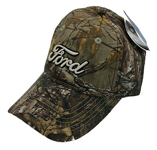 Ford Officiall Licensed Realtree Xtra Camo Script ()