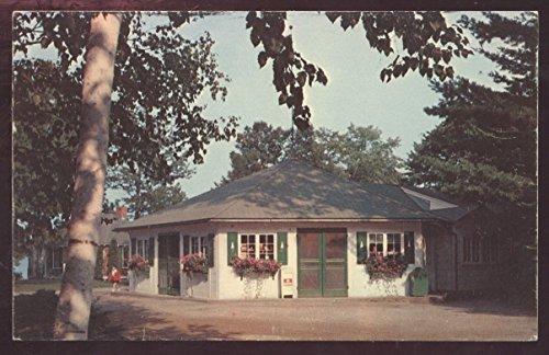 - Maine Lakewood Skowhegan Country Store Coffee Shop Restaurant Postcard
