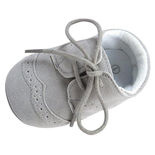 Etrack-OnlineMoccasin - mocasín para niño gris