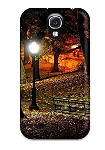 New Galaxy S4 Case Cover Casing(park At Night)
