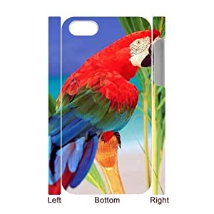 LIULAOSHI Parrot Phone Case for iphone4 3D [Pattern-5] by Maris's Diary