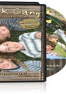The Sugar Creek Gang - 5 Disc Set