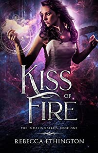 Kiss Of Fire by Rebecca Ethington ebook deal