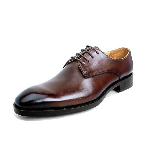 Chaussures en Cuir habillées style oxford pour hommes