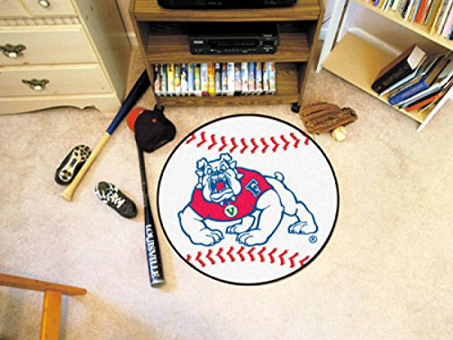 Fresno State Baseball Rug - Wholesale Baseball Mat Fresno State 26