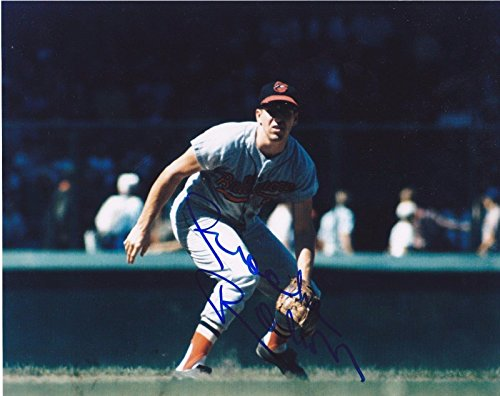 Autographed Brooks Robinson Photograph - 8x10 - Autographed MLB Photos