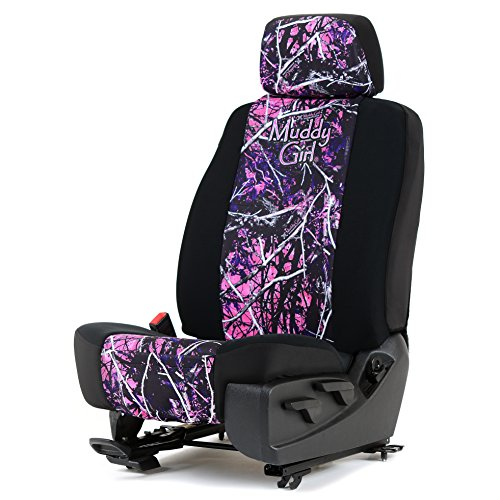 girls camo seat covers - 5