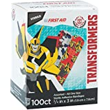 Transformers Bandages - First Aid Supplies - 100 per Pack