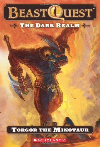 Beast Quest #13: The Dark Realm: Torgor the Minotaur (Dragon Quest Realm compare prices)