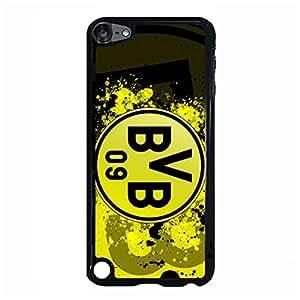 Classical BVB 09 Dortmund Team Logo Phone Cover Bundesliga Borussia Dortmund Custom Delicate Ipod Touch 5th Generation Phone Back Case