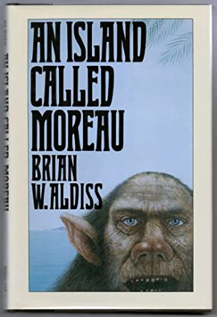 book cover of An Island Called Moreau