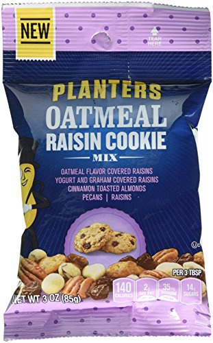 Planters Oatmeal Raisin Cookie Ounce product image