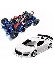 AVANI EXCHANGE SINOHOBBY Mini-Q TR-Q5OP-BL 1/28 Mejora sin escobillas Touring / Drift RC Car