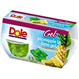 DOLE FRUIT BOWLS, Pineapple in Lime Flavored