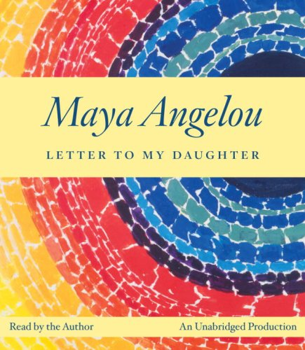 Letter to My Daughter by Brand: Random House Audio