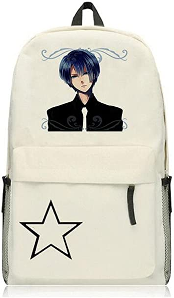 Siawasey Anime Love Live Cosplay Backpack Daypack Messenger Bag Shoulder Bag