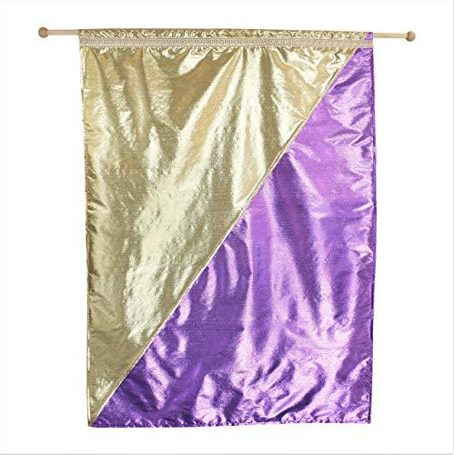Dance, Praise, Worship, Church Flag Banner, Soon Coming King