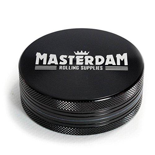 Masterdam Grinders 2 Piece Anodized Aluminum