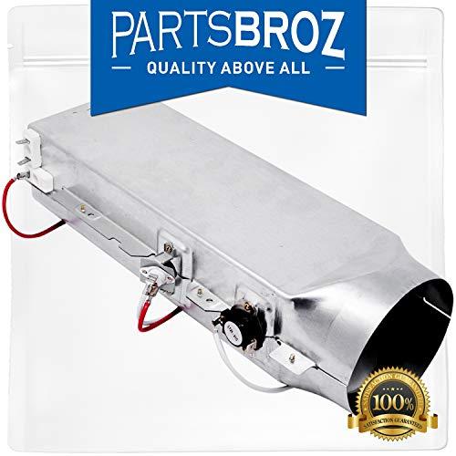 (5301EL1001A Dryer Heater Assembly for LG Clothes Dryers by PartsBroz - Replaces 5301EL1001J, AP4439759, 5301EL1001H, 5301EL1001E, 5301EL1001G, 5301EL1001U, AEG72910301, AH3527791, EA3527791, PS3527791 )
