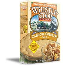 Original WhistleStop Cafe Recipes | Caboose Cobbler Batter Mix | 9-oz | 1 Box