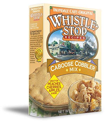 Original WhistleStop Cafe Recipes | Caboose Cobbler Batter