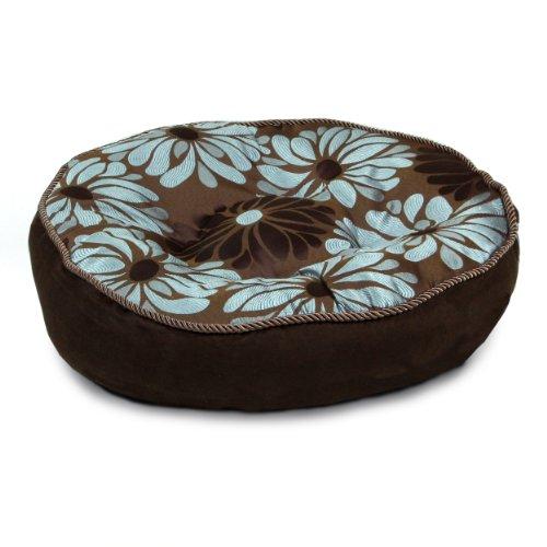 UPC 700603054034, Outward Hound Kyjen Instinct 24-Inch Dog Bed, Small, Floral